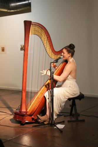 Michelle Rose Tucker concert